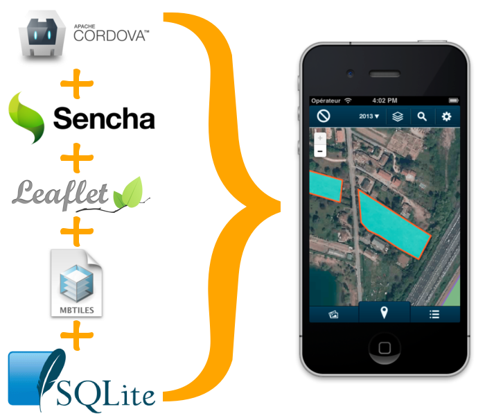 Offline Mapping iOS / Android - Atol Open Blog